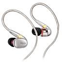 abordables Accesorios para Juegos de Smartphone-MEIZU EP71 En el oido Cable Auriculares Auricular Cobre Teléfono Móvil Auricular Con Micrófono Auriculares