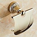 preiswerte Handtuchhalter-WC-Rollenhalter Neues Design / Cool Modern Edelstahl / Eisen 1pc Toilettenpapierhalter Wandmontage