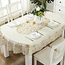 رخيصةأون رأس الدوش-معاصر PVC مربع قماش الطاولة هندسي الجدول ديكورات 1 pcs