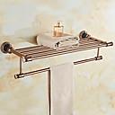 preiswerte Badewannen Armaturen-Handtuchhalter Neues Design Moderne Aluminium 1pc Doppelbett(200 x 200) Wandmontage