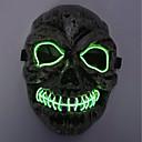 olcso Halloween jelmezek-BRELONG® 0.5m Fényfüzérek 1 LED EL Fehér / Piros / Sárga Kreatív / Új design / Dekoratív AA akkumulátorok tápláltak 1db