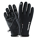 cheap Cycling Shoes-Ski Gloves / Touch Gloves Men's / Women's Full finger Gloves Windproof / Waterproof / Keep Warm PU Leather / Polyester / Polyamide Ski / Snowboard / Camping / Hiking / Caving / Bike / Cycling Autumn