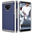 tanie Słuchawki i zestawy słuchawkowe-BENTOBEN Kılıf Na Samsung Galaxy Note 9 Odporny na wstrząsy Osłona tylna Solidne kolory Twardość PC na Note 9