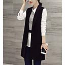 baratos Patins-Mulheres Jaqueta Moda de Rua - Contemporâneo