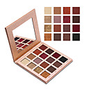 cheap Eyeshadows-Makeup 16 Colors Eye Shadow EyeShadow Cruelty Free / Formaldehyde Free / Pro Shimmer glitter gloss Coverage Long Lasting Daily Makeup / Halloween Makeup / Party Makeup Makeup Cosmetic