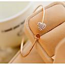 ieftine Colier la Modă-Pentru femei Zirconiu Cubic Retro Stl Brățări Bantă - Ștras Inimă Clasic, Modă Brățări Auriu / Argintiu Pentru Zilnic Ieșire
