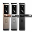 Χαμηλού Κόστους Intelligent Lock-Factory OEM Ανοξείδωτο Ατσάλι Έξυπνο κλείδωμα Smart Home Security iOS / Android Σύστημα RFID / Υπενθύμιση χαμηλής μπαταρίας / Κωδικός πρόσβασης κατά της επιτήρησης