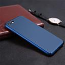 hesapli iPhone Kılıfları-Pouzdro Uyumluluk Apple iPhone 8 Plus / iPhone XS Max Ultra İnce / Buzlu Arka Kapak Solid Sert PC için iPhone XS / iPhone XR / iPhone XS Max