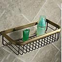 preiswerte Duscharmaturen-Badezimmer Regal Neues Design Antike Messing 1pc Wandmontage