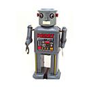 baratos Brinquedos de Corda-Brinquedos de Corda Caminhada / Legal / Fabricado à Mão Robô 1 pcs Peças Todos Adolescente / Adulto Dom