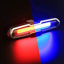 billige Sykkellykter og reflekser-Baklys til sykkel LED Sykkellykter Sykling Vanntett, Fargegradering Oppladbart Li-ion Batteri 150 lm Endring Sykling