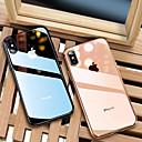 billige Telefonetuier & Skjermbeskyttere-Etui Til Apple iPhone 8 / iPhone XS Max Belegg / Ultratynn / Gjennomsiktig Bakdeksel Ensfarget Myk TPU til iPhone XS / iPhone XR / iPhone XS Max