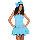 preiswerte Sexy Uniformen-Dienstmädchenuniform Uniformen Cosplay Kostüme Party Kostüme Kostüm Fancy Kostüm Damen Erwachsene Weiterführende Schule Cosplay Halloween Halloween Karneval Maskerade Fest / Feiertage Austattungen