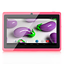 hesapli Tabletler-Q88 Android Tablet (Android 4.4 1024 x 600 Quad Core 512MB+8GB) / 32 / Mini USB / Kulaklık Girişi 3.5mm