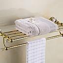preiswerte Ablagen-Badezimmer Regal Kreativ Moderne Edelstahl 1pc Doppelbett(200 x 200) Wandmontage