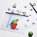 ieftine Organizație-Plastice Organismul transparent Acasă Organizare, 1 piesă Dosare & Folii
