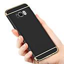 ราคาถูก ชุดแปรงแต่งหน้า-Case สำหรับ Samsung Galaxy S9 / S8 Plating ปกหลัง สีพื้น Hard พีซี สำหรับ S9 / S9 Plus / S8 Plus