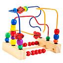olcso Marble Track Sets-Golyópálya Menő Tökéletes Szülő-gyermek interakció Fa Gyermek Összes Játékok Ajándék 1 pcs