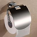 abordables Soportes para Papel Higiénico-Soporte para Papel Higiénico Nuevo diseño / Cool Modern Acero inoxidable 1pc Colocado en la Pared
