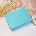 זול קופסאות למתנות ומזכרות-דמוי קוביה מתכת מחזיק לטובת עם נצנוץ קופסאות מתנה - 12pcs