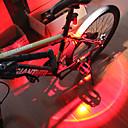 povoljno Softshell, flis i jakne za planinarenje-- Svjetla za bicikle sigurnosna svjetla LED Brdski biciklizam Biciklizam Vodootporno Prijenosno Quick Release Li-polymer 150 lm Punjive baterije Više boja Biciklizam