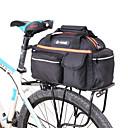 cheap Bike Frame Bags-14 L Bike Rack Bag Waterproof Portable Multi layer Bike Bag Nylon Bicycle Bag Cycle Bag Cycling Bike / Bicycle / Reflective Strips