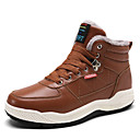 cheap Soccer Jerseys, Shirts & Shorts-Men's Comfort Shoes Leather Winter Casual Boots Keep Warm Brown