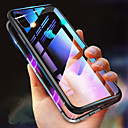 cheap Steering Wheel Covers-Case For Apple iPhone XR / iPhone XS Max Shockproof / Transparent / Magnetic Full Body Cases Solid Colored Hard Tempered Glass for iPhone XS / iPhone XR / iPhone XS Max
