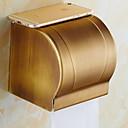 abordables Soportes para Papel Higiénico-Soporte para Papel Higiénico Nuevo diseño / Cool Clásico Latón 1pc Colocado en la Pared