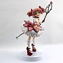 preiswerte Anime Cosplay Zubehör-Anime Action-Figuren Inspiriert von Mahou Shoujo Madoka Magica Madoka Kaname PVC 22 cm CM Modell Spielzeug Puppe Spielzeug