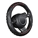 cheap Car Shift Knobs-AUTOYOUTH Steering Wheel Covers Other Leather Type 38cm For universal All years