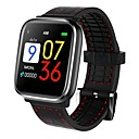 cheap Smartwatches-BoZhuo FQ58 Unisex Smart Bracelet Smartwatch Android iOS Bluetooth Sports Waterproof Heart Rate Monitor Blood Pressure Measurement Touch Screen Pedometer Call Reminder Sleep Tracker Sedentary