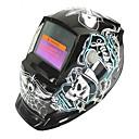 povoljno Sigurnost-pirat uzorak solarna automatska fotoelektrična maska za zavarivanje