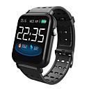 voordelige HOMTOM-Indear Y6pro Heren Smart Armband Android iOS Bluetooth Smart Sportief Waterbestendig Hartslagmeter Bloeddrukmeting Stappenteller Gespreksherinnering Activiteitentracker Slaaptracker sedentaire