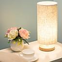 olcso Asztali lámpák-Hagyományos / Klasszikus Dekoratív Asztali lámpa Kompatibilitás Hálószoba / Dolgozószoba / Iroda Fa / Bambusz 220-240 V