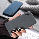 cheap iPhone Cases-Case For Apple iPhone XR / iPhone XS Max Shockproof / Ultra-thin Back Cover Solid Colored Soft Silicone for iPhone XS / iPhone XR / iPhone XS Max
