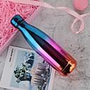 baratos Garrafas de Água-Copos Aço Inoxidável Copos presente namorada / Fofo 1 pcs