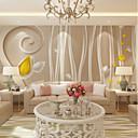 baratos Murais de Parede-papel de parede / Mural Tela de pintura Revestimento de paredes - adesivo necessário Estampado / Art Deco / 3D