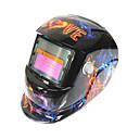 povoljno Sigurnost-požara ljubavi uzorak solarna automatska fotoelektrična maska za zavarivanje