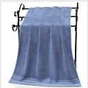 cheap Bath Towel-Superior Quality Bath Towel, Solid Colored Poly / Cotton 1 pcs