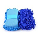cheap Vehicle Cleaning Tools-Multi-function Microfiber Car Wash Sponge Premium Chenille Washing Sponges for Automobile