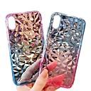 ราคาถูก เคสและกระจกกันรอยโทรศัพท์-Cooho Case สำหรับ Apple iPhone X / iPhone XS Max Card Holder / Shockproof / Dustproof ปกหลัง Color Gradient Soft TPU สำหรับ iPhone XS / iPhone XR / iPhone XS Max