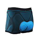 cheap Cycling Pants, Shorts, Tights-Mountainpeak Men's Cycling Under Shorts / Cycling Padded Shorts Bike Underwear Shorts / MTB Shorts Solid Colored Black / Blue Bike Wear Advanced Sewing Techniques / Stretchy