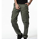 cheap RC Drone Quadcopters & Multi-Rotors-Men's Basic / Military Daily Chinos / Cargo Pants - Solid Colored Gray Army Green Khaki 34 36 38