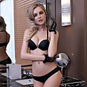 povoljno Modno prstenje-Ženski Normal Sexy Puna košarica Grudnjaci Push-up - Jednobojni