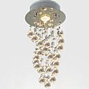 رخيصةأون إضاءات الأسقف-LightMyself™ كريستال أضواء معلقة ضوء سفل آخرون كريستال كريستال 110-120V / 220-240V يشمل لمبات / GU10