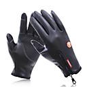 preiswerte Motorradhandschuhe-Vollfinger Unisex Motorrad-Handschuhe beflockt Touchscreen / warm halten / Nicht gleiten