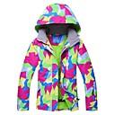 economico Abbigliamento da neve-RIVIYELE Per donna Giacca da sci Sci Sci Chinlon Top Abbigliamento da neve / Inverno