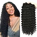 tanie Dopinki naturalne-4 zestawy Deep Wave Włosy naturalne remy Włosy naturalne Fale w naturalnym kolorze Pielęgnacja włosów Doczepy 8-28 in Kolor naturalny Ludzkie włosy wyplata Impreza Najwyższa jakość Ślub Ludzkich