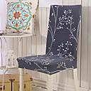 levne Potahy na sedačky-Potah na židli Tisk Reaktivní barviva Polyester potahy
